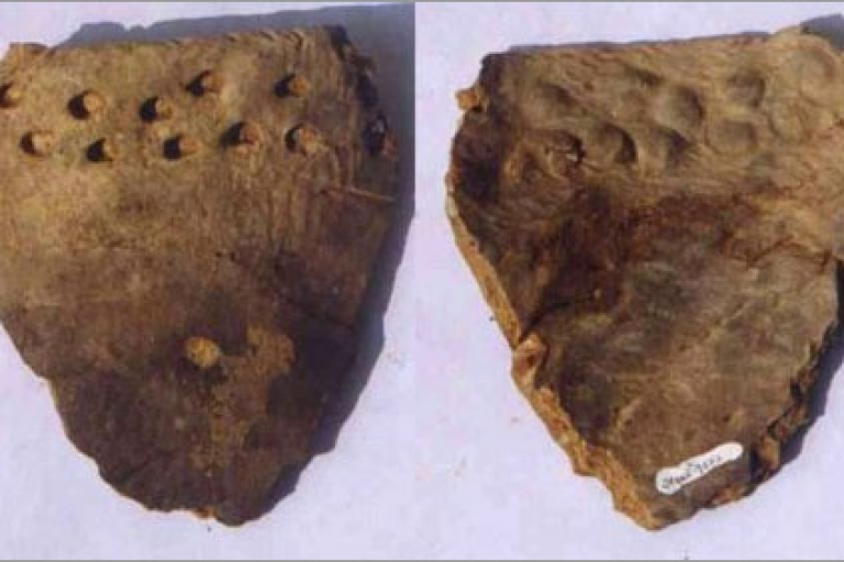 <p>The oldest known pieces of pottery have been unearthed in China.</p>