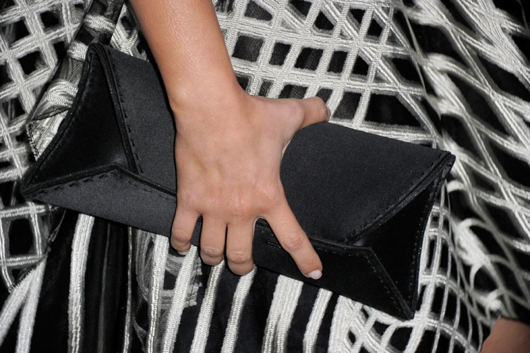 <p>A US Virgin Islands woman is accused of driving with her newborn baby zipped in her purse. (Photo by Frazer Harrison/Getty Images)</p>