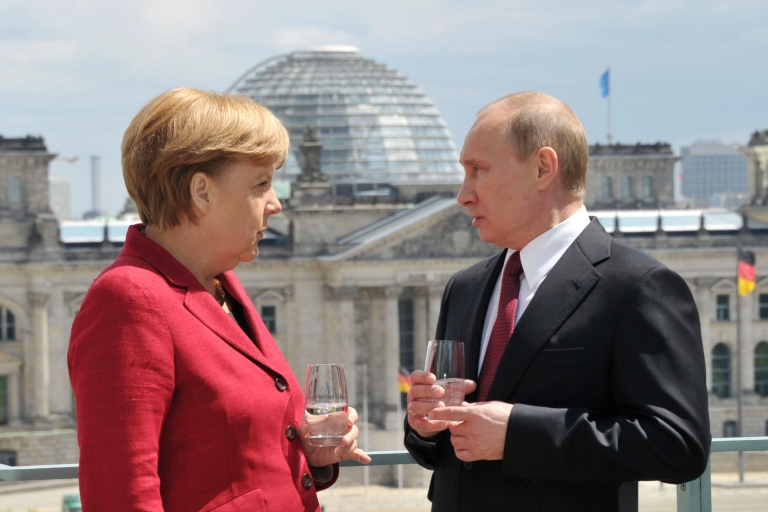 <p>Putin may soon get a frostier reception.</p>