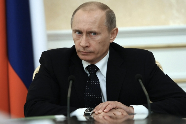 <p>Russian Prime Minister Vladimir Putin attends a meeting in Moscow on Jan. 27, 2009. Born in 1952, the prime minister is a controversial figure in Russian politics, and like many other Dragons has a reputation for his mix of intelligence and temper.</p>