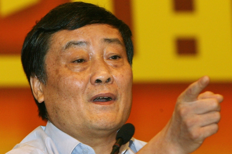 <p>Zong Qinghou is now officially China's richest man after his unprecedented success as the chairman of Wahaha Group, the nation's leading drink producer.</p>