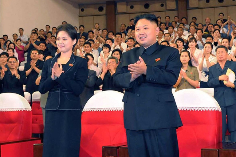 <p>North Korean state television on July 25, 2012 confirmed that leader Kim Jong-Un is married and named his wife as Ri Sol-Ju, South Korea's unification ministry said. South Korea's unification ministry said it appeared that Ri was the woman who has been pictured several times at Kim's side at public events in recent weeks.</p>