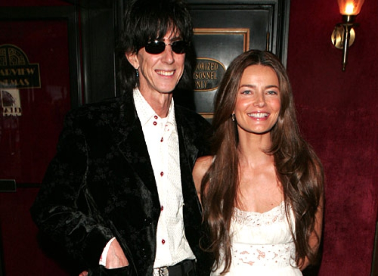 <p>Model Paulina Porizkova and singer Ric Ocasek. Happily married for 22 years. Clearly, it's been working for them.</p>