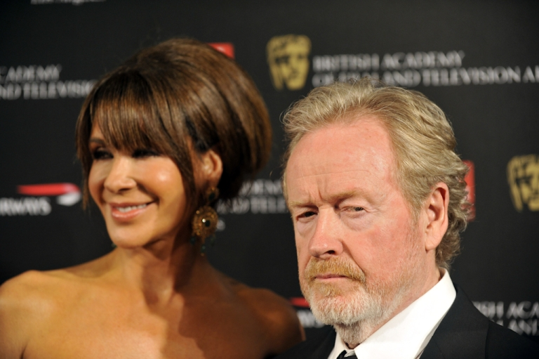 <p>Ridley Scott poses for a picture at the 18th Annual BAFTA Britannia Awards on November 4, 2010 in Los Angeles, California. Scott on July 11, 2011 began shooting scenes for his next film at the foot of an active volcano in Iceland. Experts have warned that Iceland's Helka volcano is
