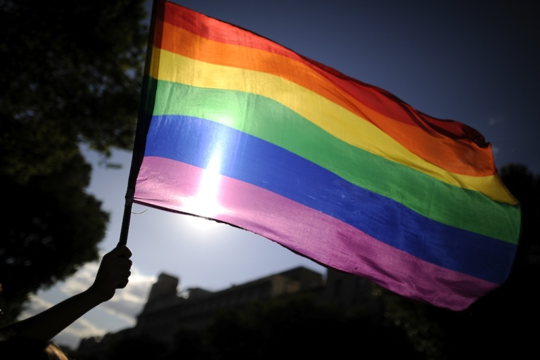 <p>Nigerian lawmakers passed a bill Thursday banning gay marriage.</p>