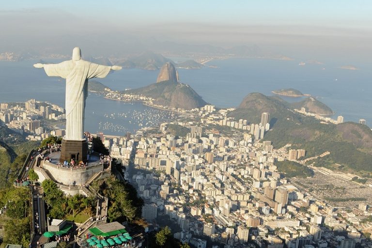 <p>Rio de Janeiro is at the epicenter of Brazil's thriving housing market.</p>