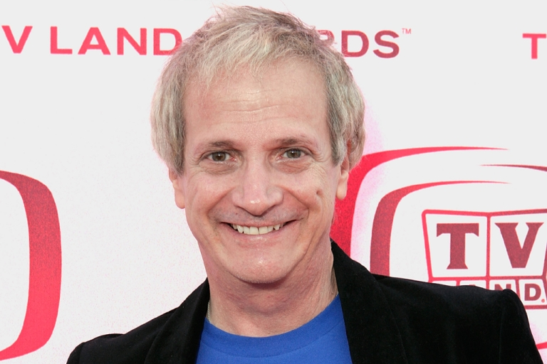 <p>Actor Ron Palillo arrives at the 6th annual