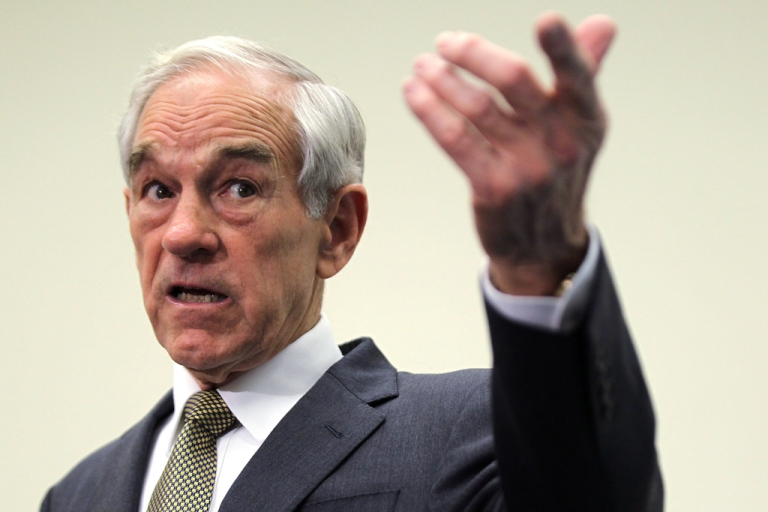<p>Former Congressman and Republican presidential candidate Ron Paul is taking heat over a tweet he posted about the death of Marine sniper Chris Kyle.</p>