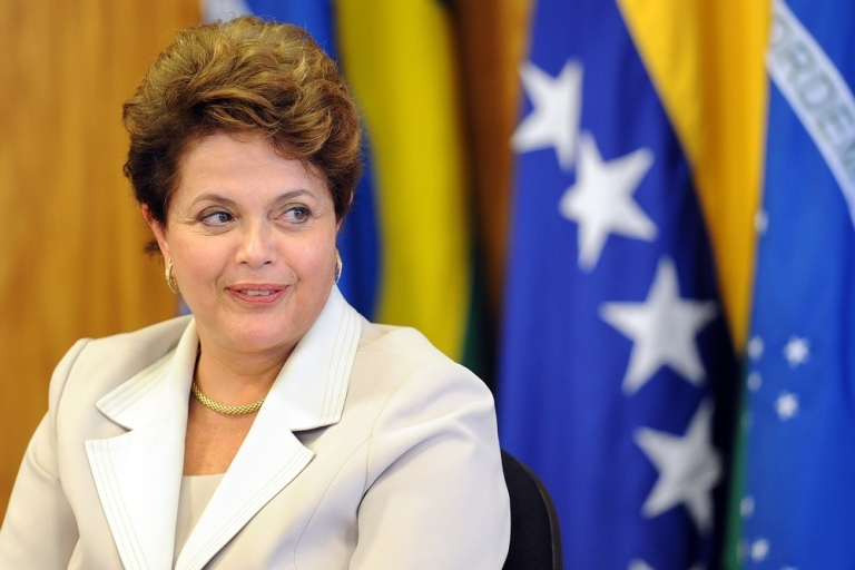 <p>Dilma Rousseff has forged her own path.</p>