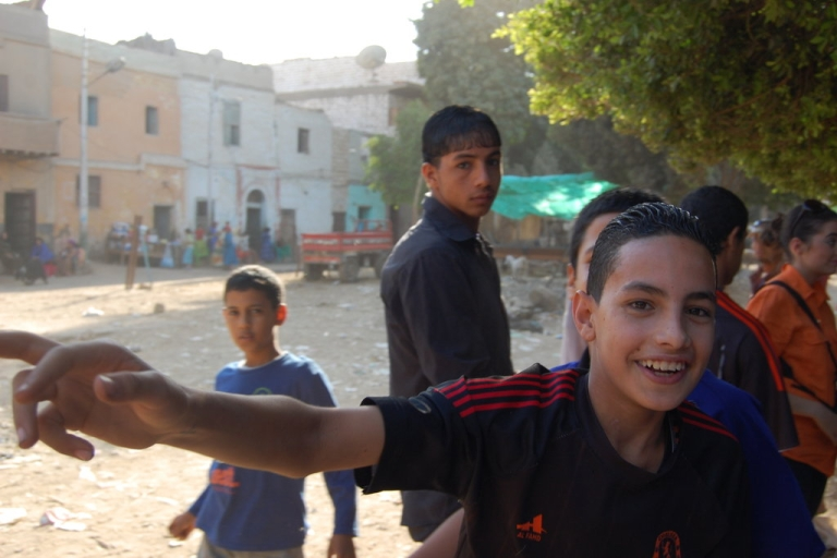 <p>Young entrepreneur Bishoy Rouchdy in Farajallah, Egypt, October 2011.</p>