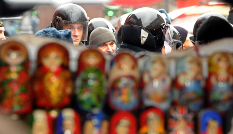 <p>Russian officials have banned toy