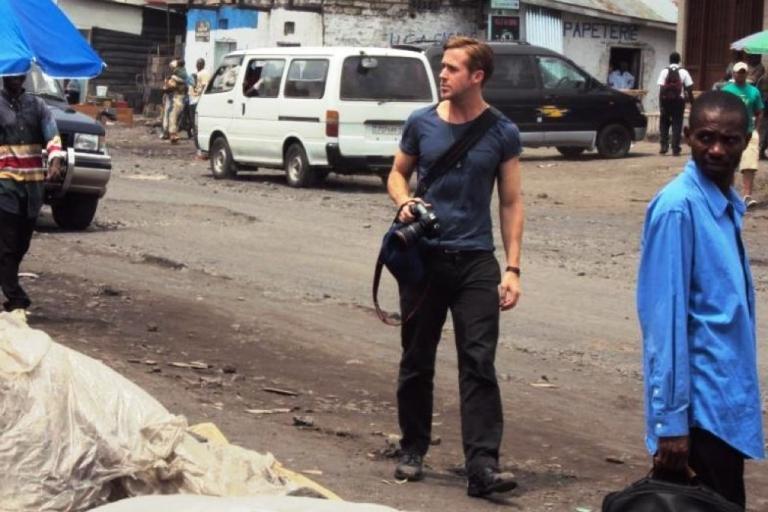 <p>Ryan Gosling in the Democratic Republic of Congo</p>
