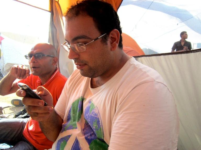 <p>Mahmoud Salem, aka