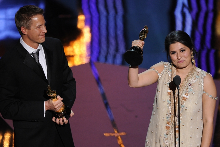 <p>Winners for Best Documentary Shor