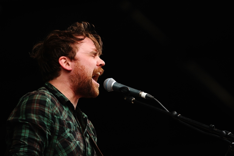 <p>Substance over style: Frightened Rabbit's Scott Hutchison</p>
