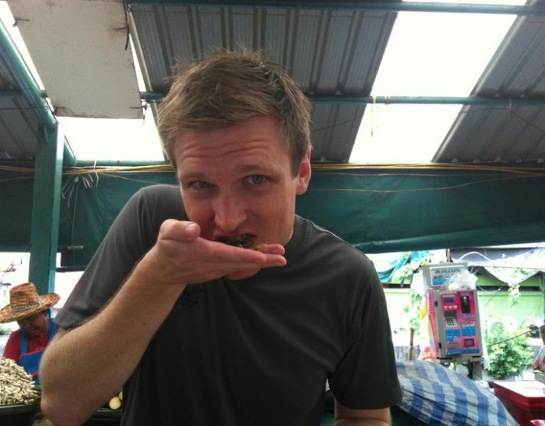 <p>Meet Patrick, one of GlobalPost's senior correspondants.</p>