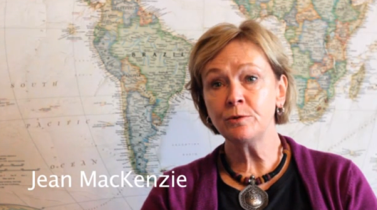 <p>GlobalPost correspondent Jean MacKenzie.</p>