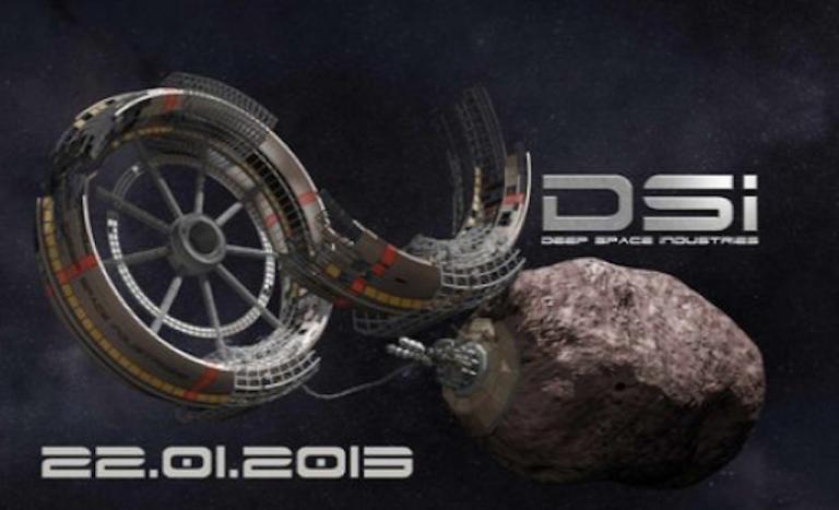 <p>A screenshot of a teaser photo from Deep Space Industries website.</p>