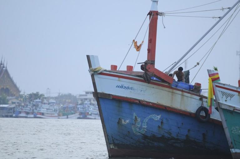 <p>Trawler.</p>