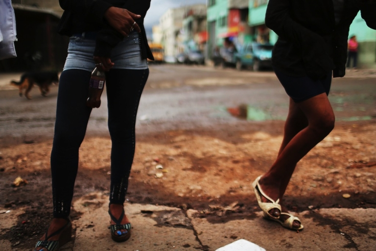 <p>Police have arrested 12 people in connection with a sex trafficking ring in the south eastern United States.</p>