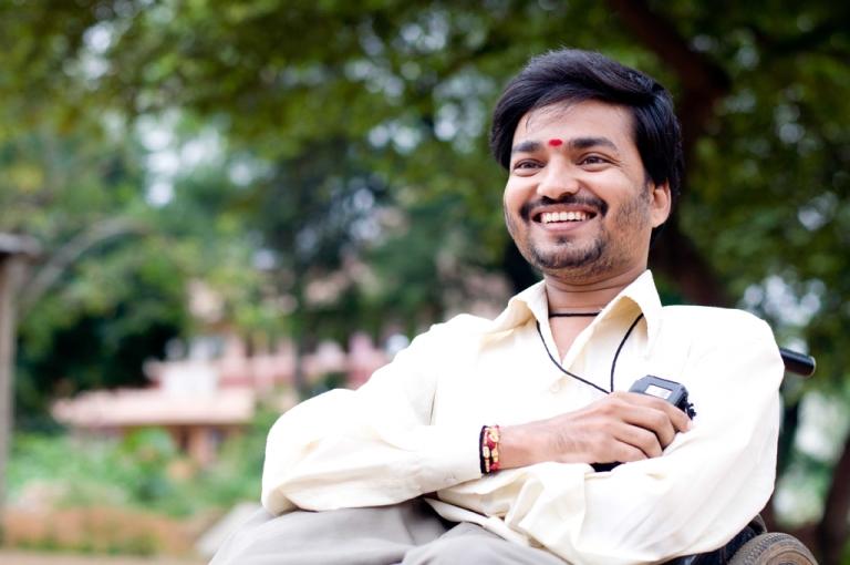 <p>Shankar Krishnappa.</p>