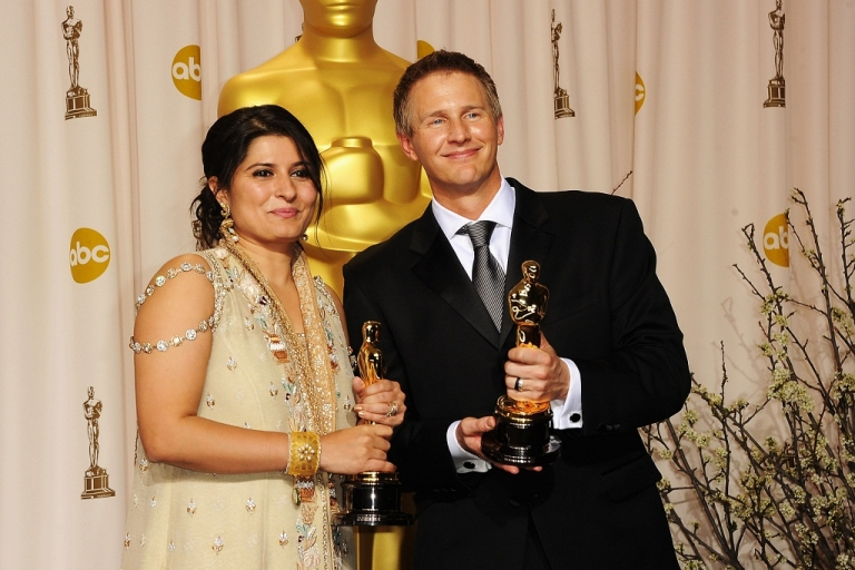<p>Sharmeen Obaid-Chinoy</p>