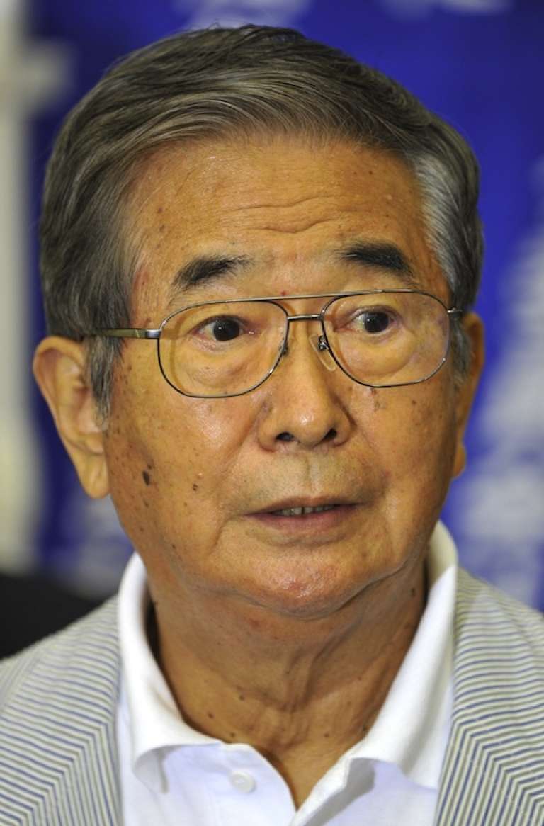 <p>Tokyo Governor Shintaro Ishihara said he wants to use taxpayers' money to buy three of the islands at the centre of a territorial dispute with Beijing.</p>