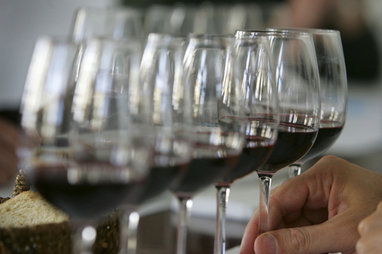 <p>Dreams were shattered when a forklift dropped a 12-ton container of Mollydooker Velvet Glove Shiraz, the 2010 vintage, on to the Adelaide wharf as it was being loaded onto a ship.</p>