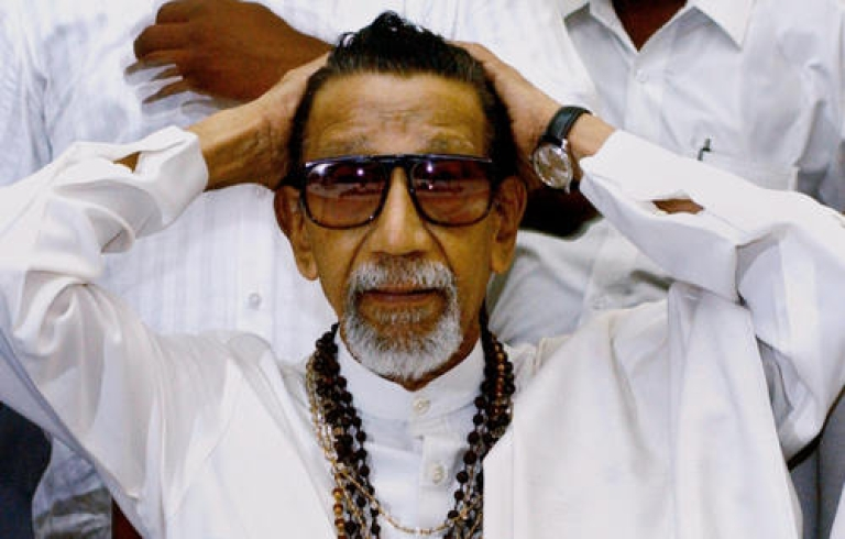 <p>Once upon a time, Bal Thackeray, chief of the Shiv Sena, held Mumbai in an iron fist. Now the Shiv Sena looks to be in