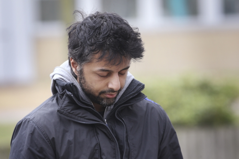 <p>Shrien Dewani leaves Belmarsh Magistrates Court on March 15, 2011 in London, England. Dewani is fighting extradition to South Africa after authorities there want him to stand trial for allegedly hiring a hit man to kill his bride Anni on their honeymoon. On September 28, 2011, the UK secretary of state signed an extradition order for Dewani to be tried in South Africa.</p>