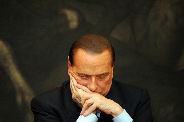 <p>An court has upheld a tax fraud ruling against former Italian Prime Minister Silvio Berlusconi, but it still may not end his political career.</p>