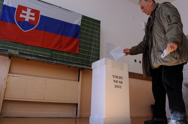 <p>While opinion polls predict that Robert Fico's Smer social democrats are poised to take the election, many analysts anticipate a record low turnout due to voter disillusionment over a huge corruption scandal in Slovakia.</p>