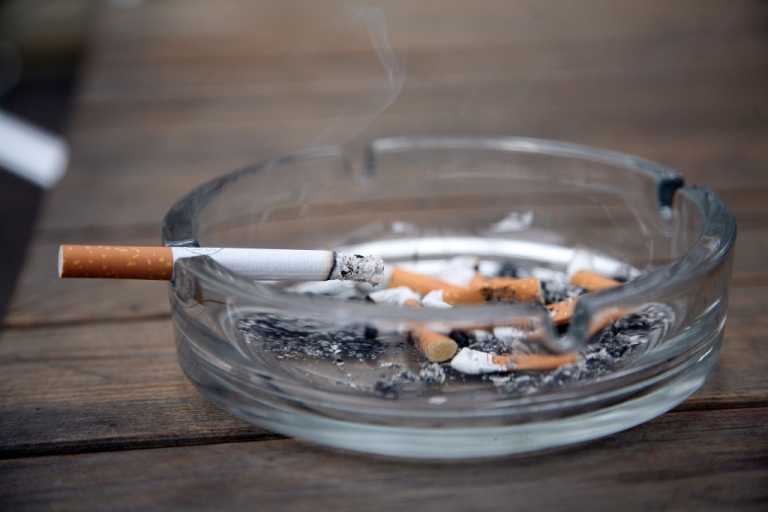 <p>Between 29 and 34 per cent of ex-smokers gain 11 to 22lbs within a year of quitting.</p>