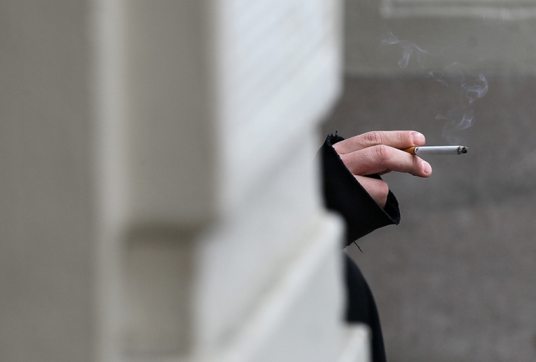 <p>Smoking and other lifestyle choices may cause 40 percent of cancers, a new study finds.</p>