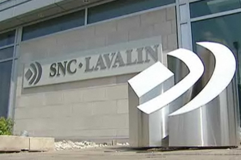 <p>RCMP officers raided Montreal engineering company SNC-Lavalin on Friday, April 13, 2012. The company is embroiled in scandals and allegations involving projects in Libya and Bangladesh.</p>