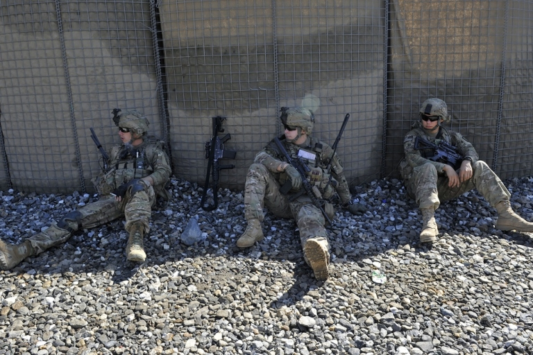 <p>Mexicans don't want these boots on their ground.</p>