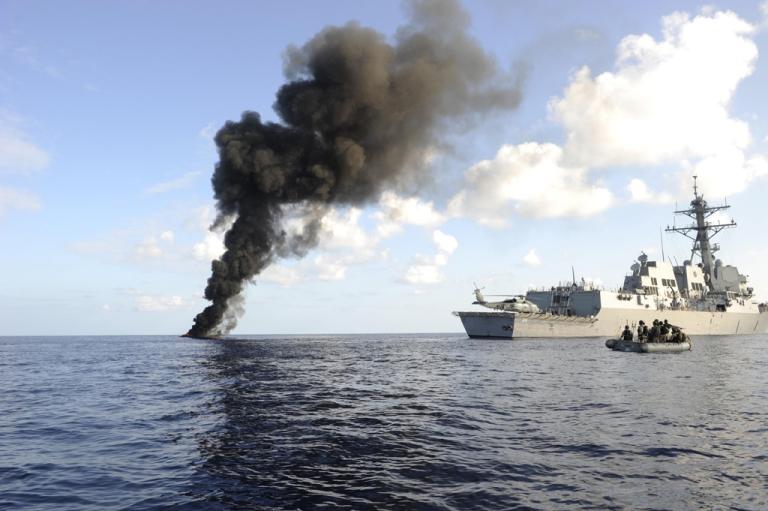 <p>Pirate attacks around the Somali coast decreased sharply this November.</p>
