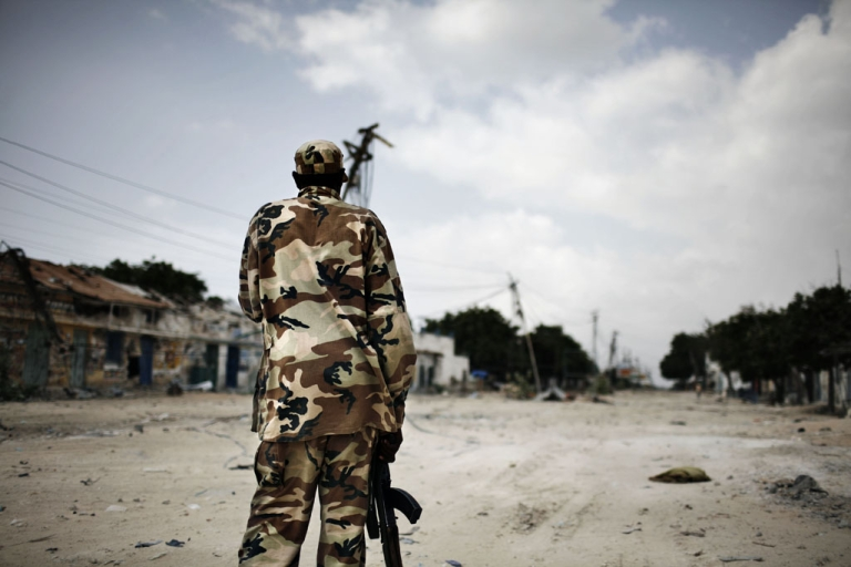 <p>War-torn Mogadishu has been a focus of CIA activity in the past, now a report in a US magazine says the agency is once more operating in the city.</p>