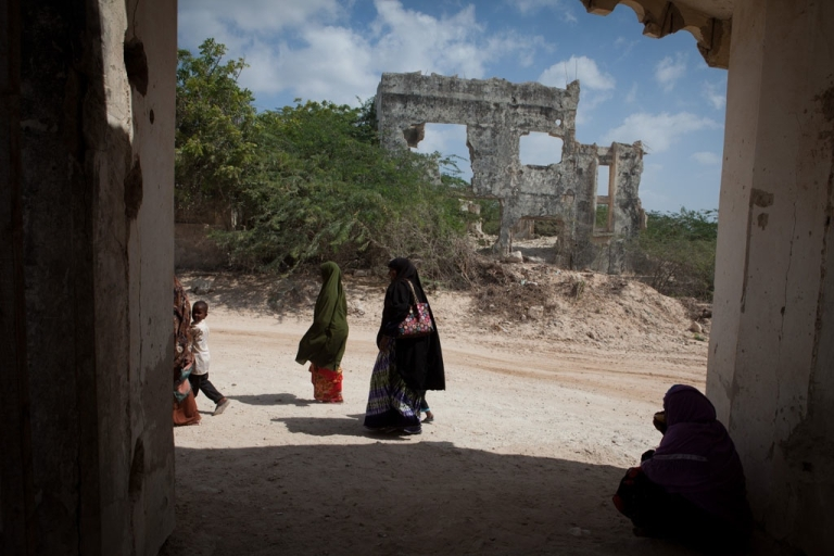 <p>After months of near empty streets, life is beginning to return to normal in Mogadishu. Those hard-won gains  have come at a high cost for the African Union force, however, and the current successes remains under constant threat from renewed conflict.</p>