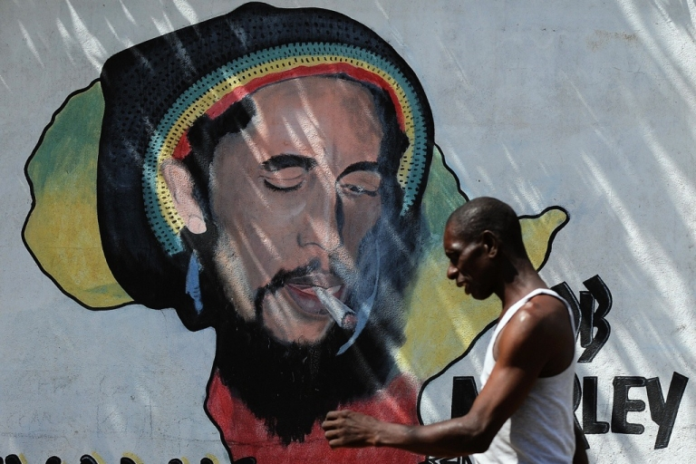 <p>A song from late reggae musician Bob Marley is being used to raise funds to raise funds to help the hungry in Somalia's famine.</p>
