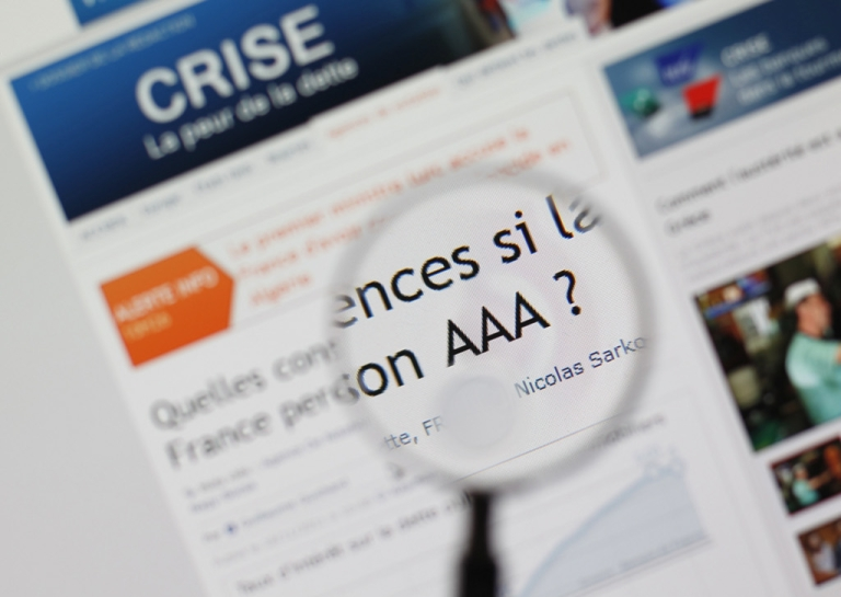 <p>Going, going, gone.  Rumor has it France is about to lose its AAA rating form Standard &amp; Poor's.  What will that mean for the euro zone debt crisis?</p>
