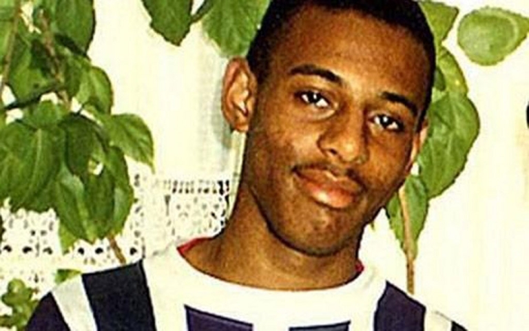 <p>Stephen Lawrence, murdered 18 years ago in Britain's most notorious racial killing.  Today, two members of the gang who stabbed him to death were sentenced to life in prison.</p>