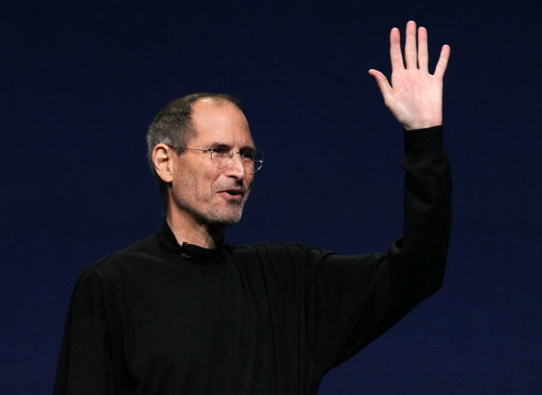 <p>Steve Jobs, the co-founder of Apple, died on Oct. 5, 2011.</p>