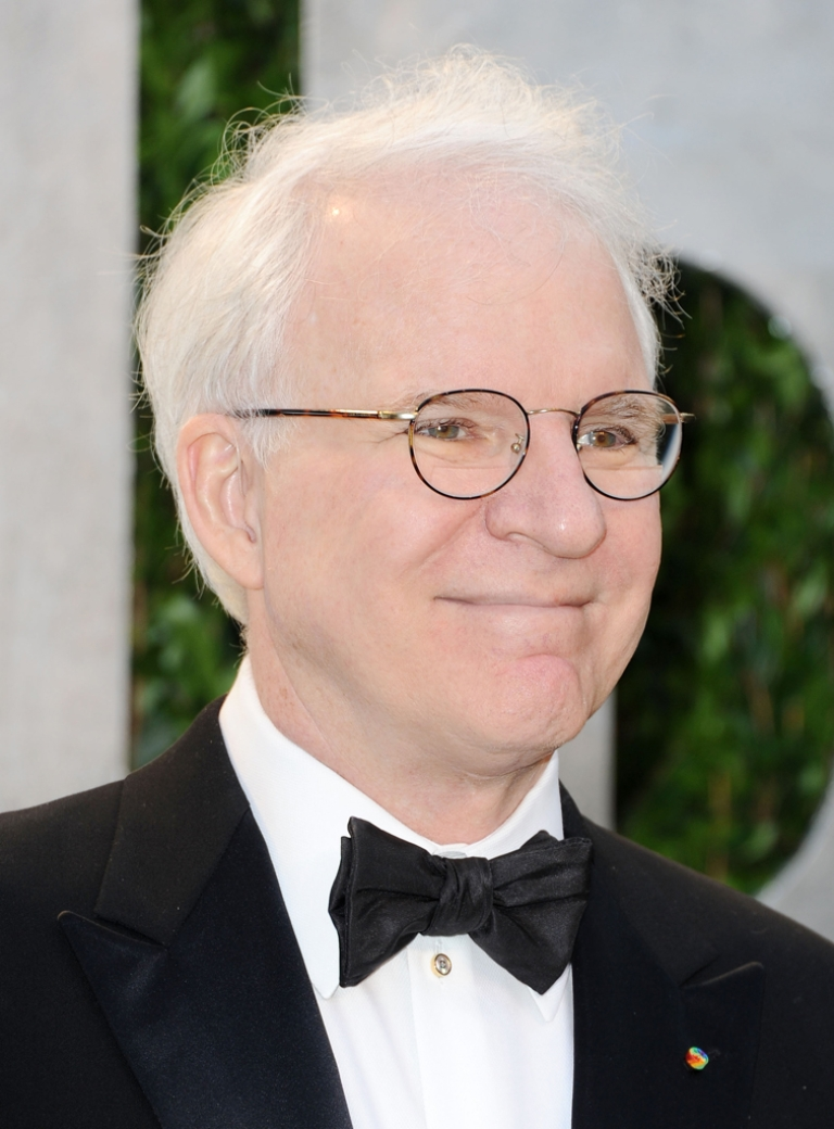 <p>Actor and art collector Steve Martin allegedly bought some of Beltracchi's forgeries.</p>