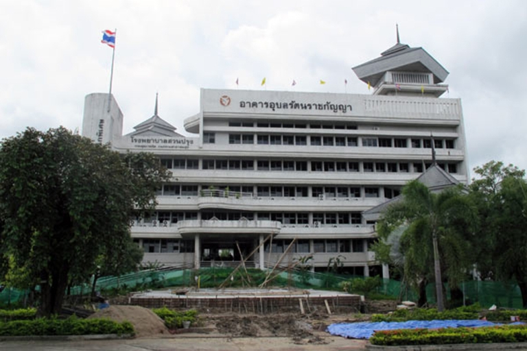 <p>A Thai woman accused of cooking and eating her two sons is receiving mental health treatment at the Suan Prung Hospital in Chiang Mai.</p>