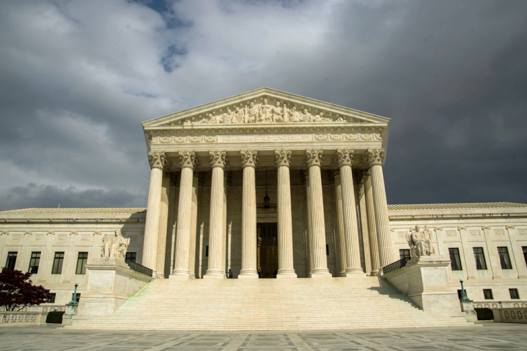 <p>The U.S. Supreme Court starts a new session on Monday. The session is shaping up to be a controversial one with cases involving affirmative action, gay marriage and voting rights.</p>