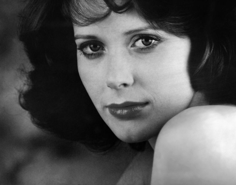 <p>Dutch actress Sylvia Kristel in 1978, four years after she found fame in it movie 'Emmanuelle.'</p>