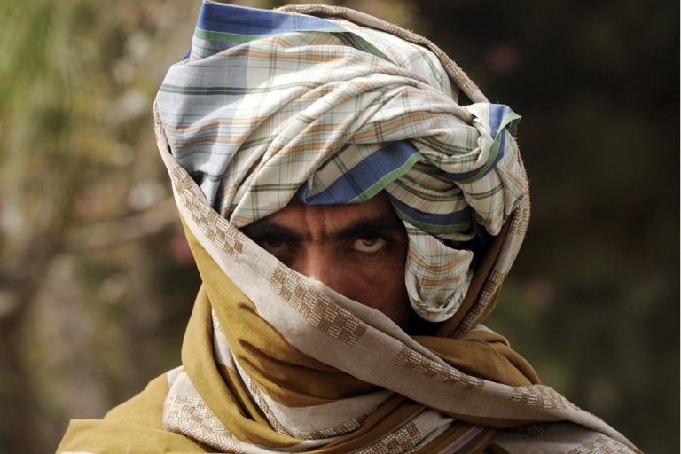 <p>A former Taliban fighter.</p>
