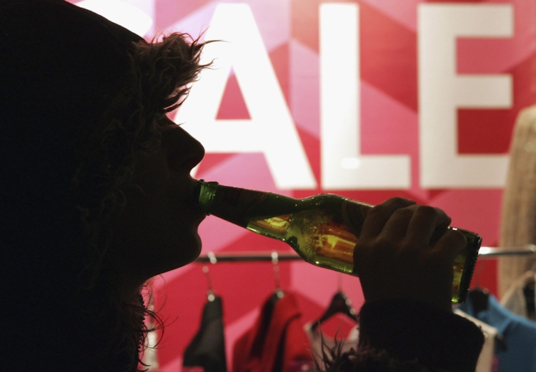 <p>A study from the University of California, San Diego and Stanford University found that binge drinking can harm the brains of teenage girls more than it affects the brains of teenage boys.</p>