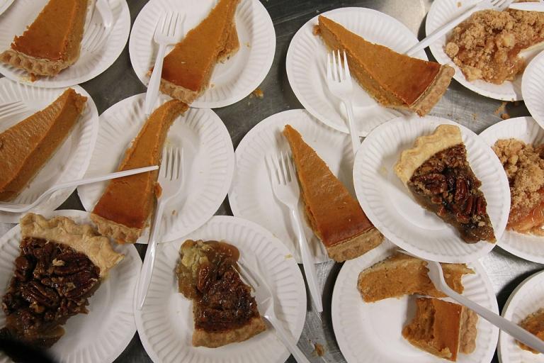 <p>Pie.</p>